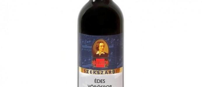 Liszt Szekszárd- Édes vörösbor (Large)kw